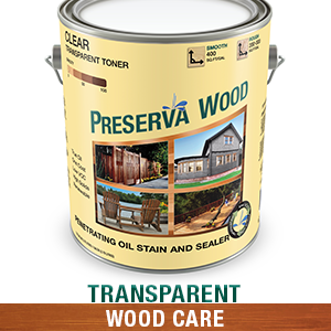 Preserva Wood Transparent