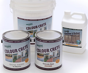 Color Crete
