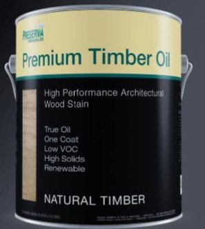 Preserva Timber Oil